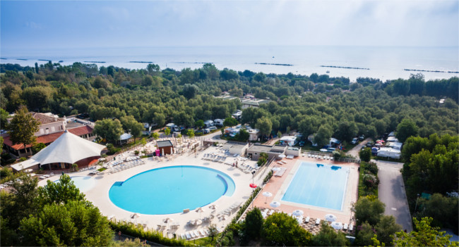 Vigna sul Mar Italian Adriatic