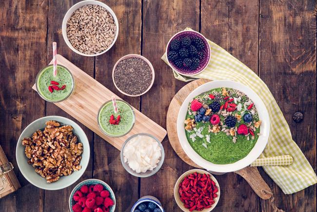 Bowl foods
