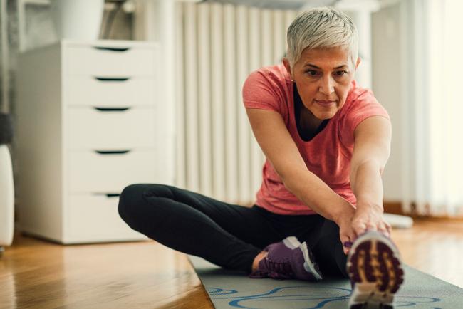 Four yoga poses to strengthen bones