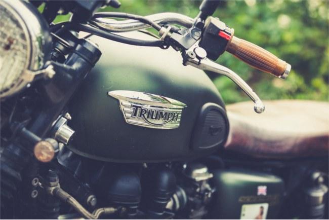 Triumph: the reincarnation of an iconic British brand