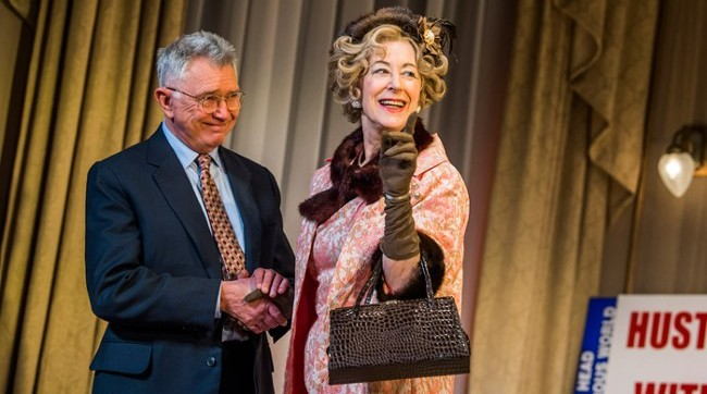 Theatre: The Best Man reviewed