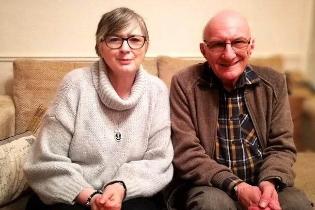 Linda and Melvin Sanett
