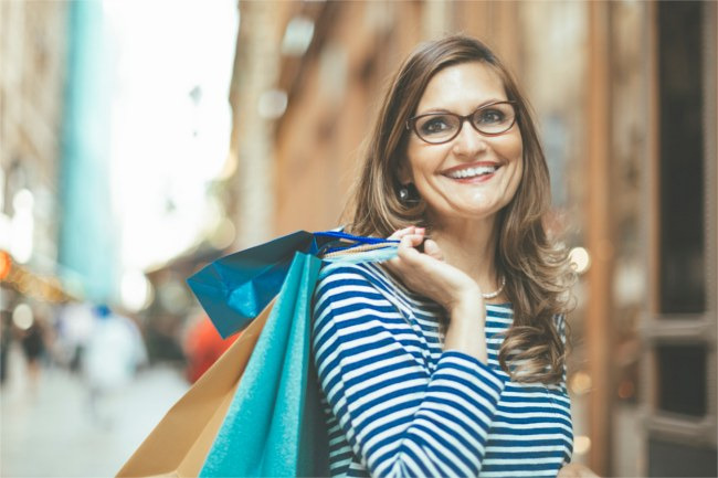 Secrets of successful shopping