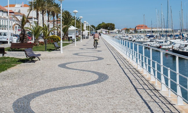 Cycling on the Algarve