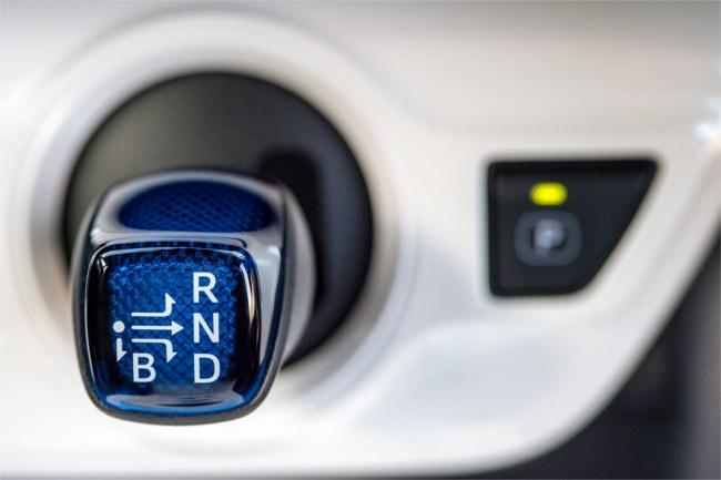 Toyota Prius detail