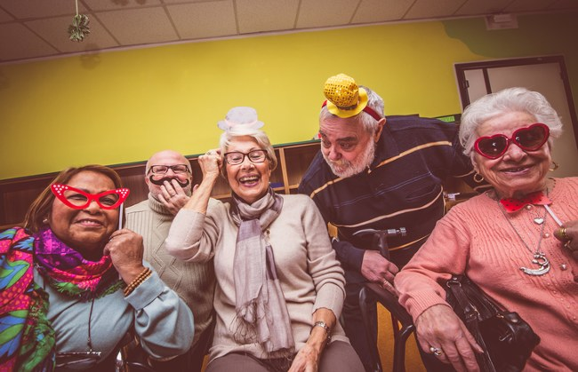 dementia social activity