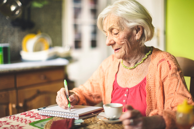 Older people affected by benefit cuts