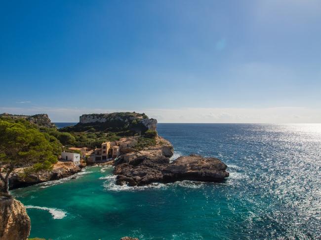 Mallorca coastal