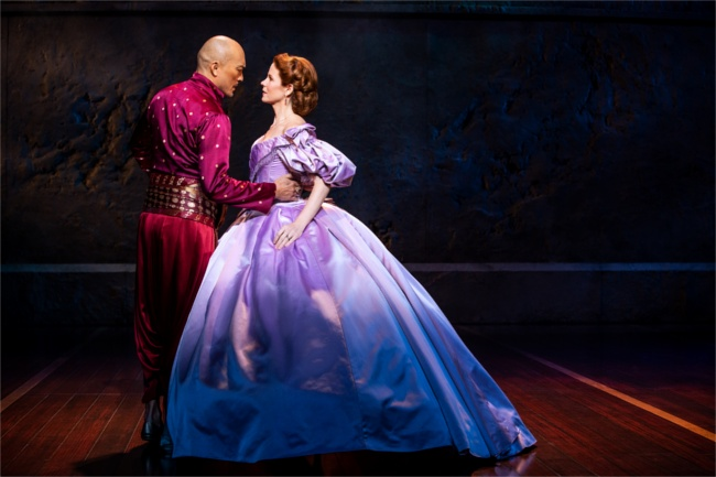 The King and I - Ken Watanabe and Kelli O'Hara