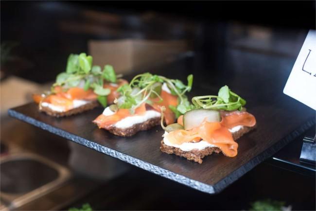 modern Danish cuisine