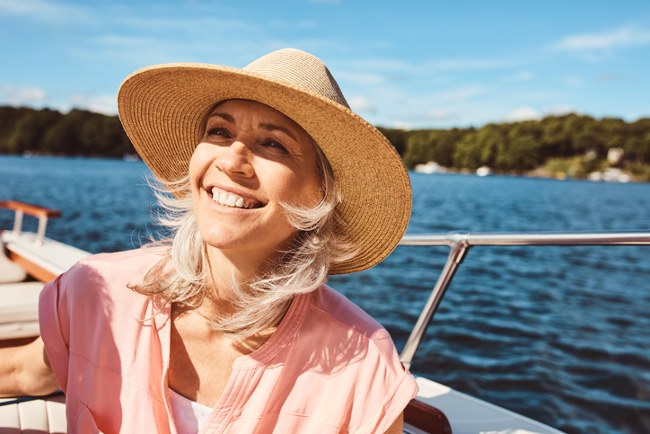 summer beauty tips for over 50s