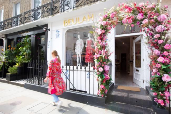 Belgravia bloom