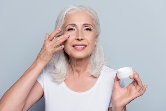 eye care over 50s