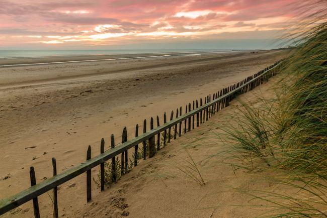 Lincolnshire coastline