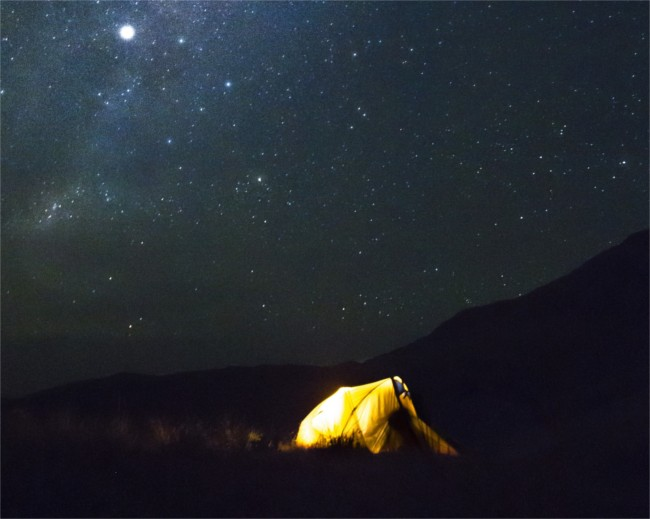Augrabies under the stars