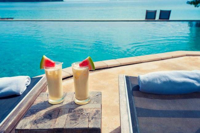 luxury holiday