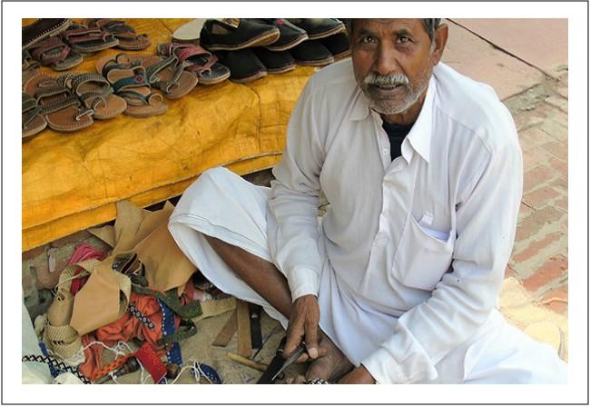 Dilli Haat cobbler