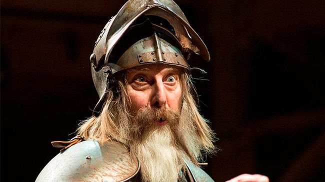 David Threlfall as Don Quixote