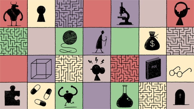 Alzheimer's Enigma by Tom Gauld - Heart