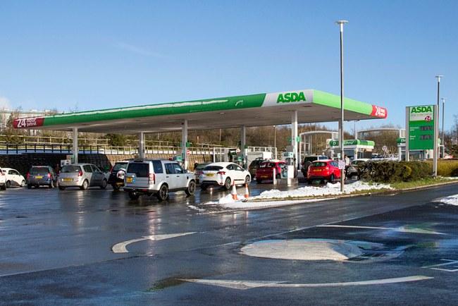 cost of petrol