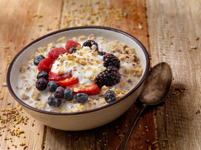 oaty breakfast