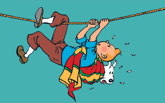 Tintin: as the eternal youth turns 90, he's still teaching children about the world