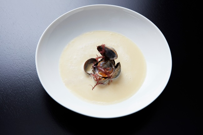 Clam Chowder is a menu favourite at POTUS