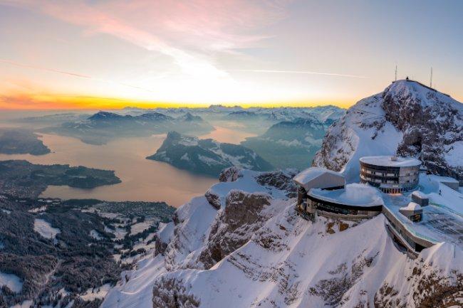 Queen Victoria's Swiss Mountain
