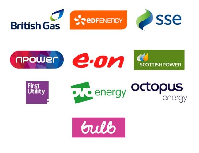 energy helpline energy suppliers