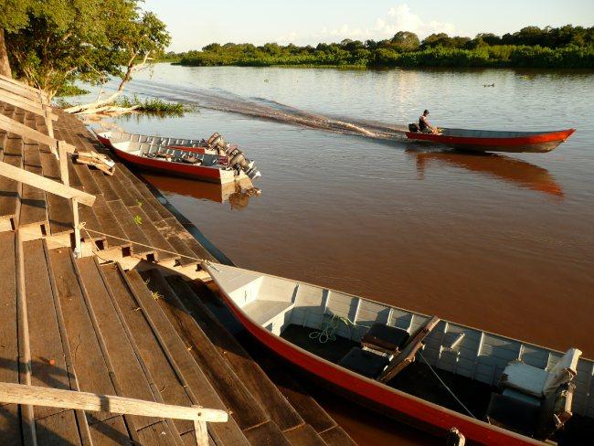 Amazon boat tours