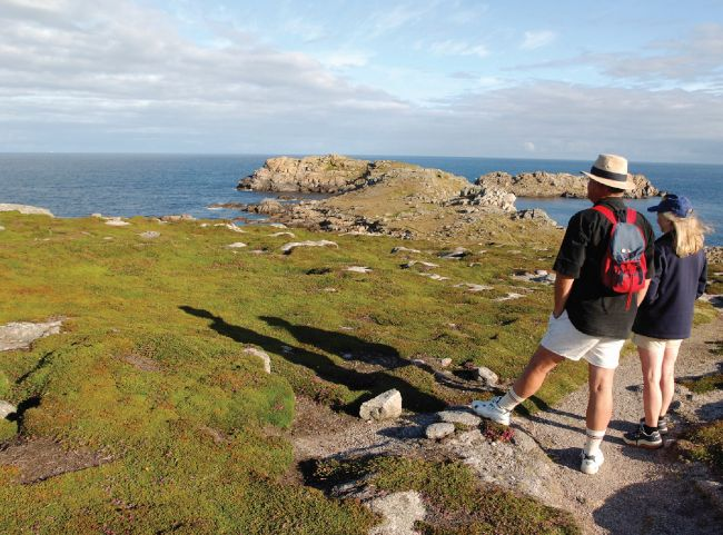 Walking Isles of Scilly