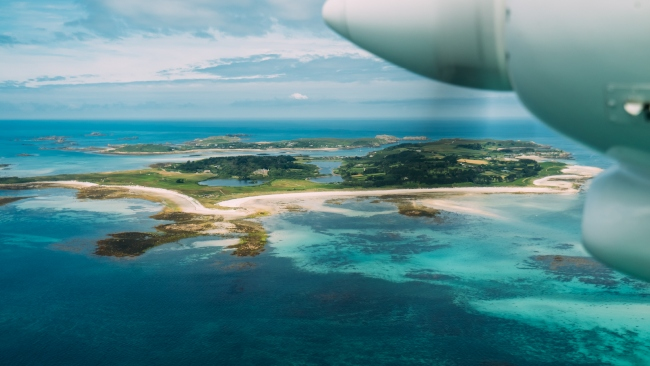 Bryher: The Isles of Scilly