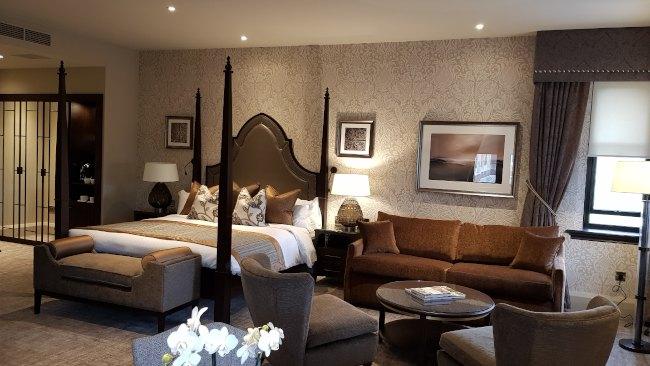 feature bedroom suites