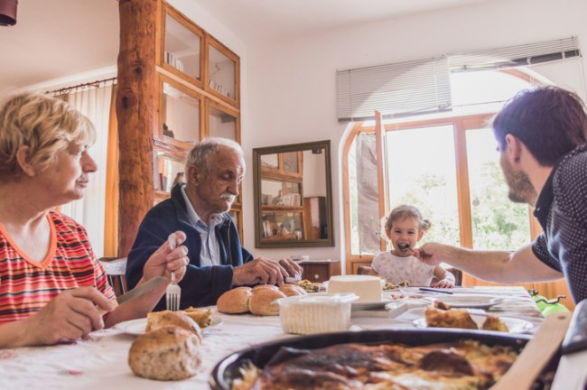 Balanced diet is key to ability to give care