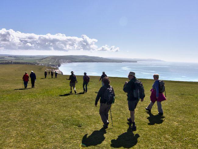Isle of Wight walking