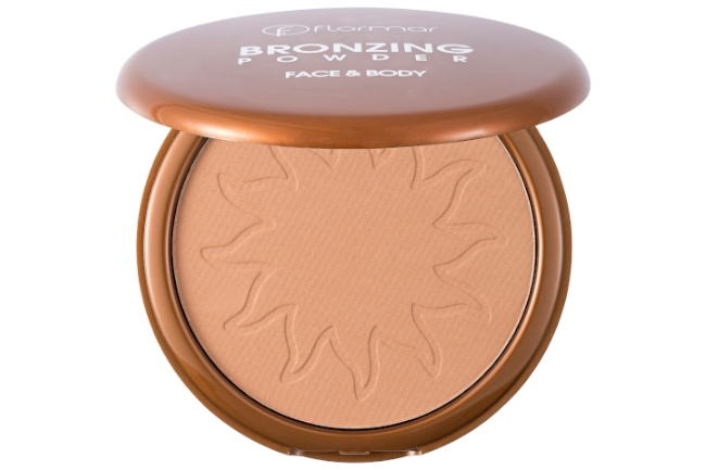 Flormar Face and body bronzing powder