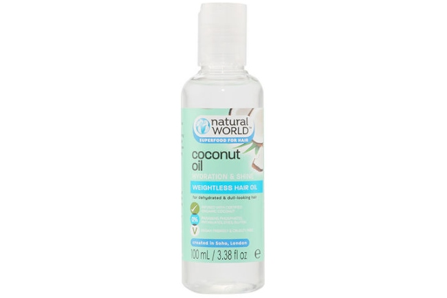 Natural Worl Coconut Oil