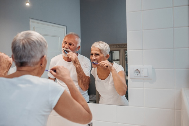 Direct links found between oral health and pneumonia