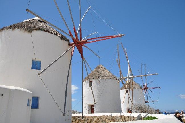 Windmill, Mykonos - Celestyal