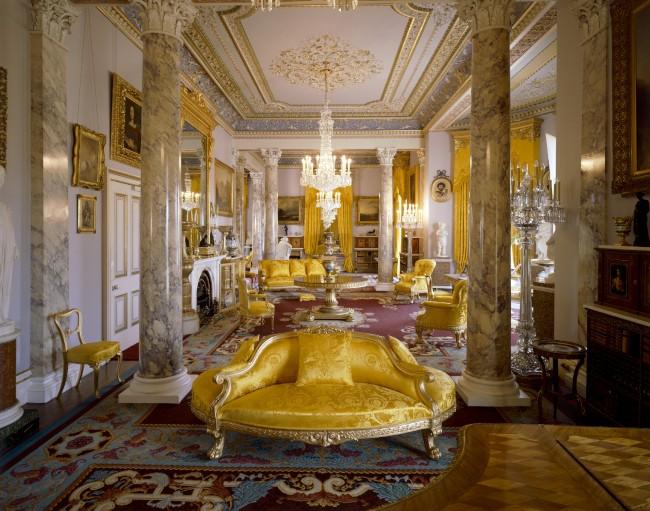 Osborne interior