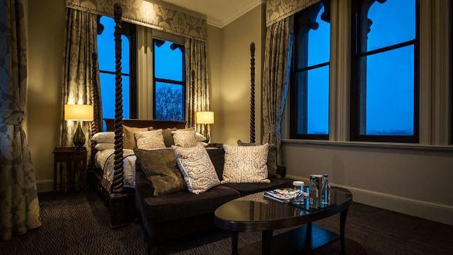 Byron suite - Nutfield Priory