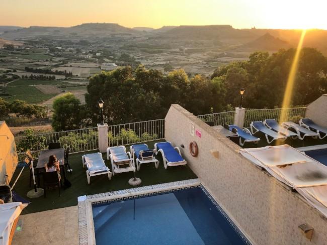 Daydreamgozo hotel balcony view