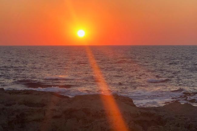 Gozo sunset