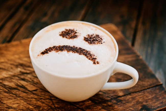 coffee caffeine hit