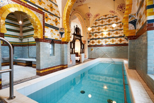 Turkish baths, Harrogate