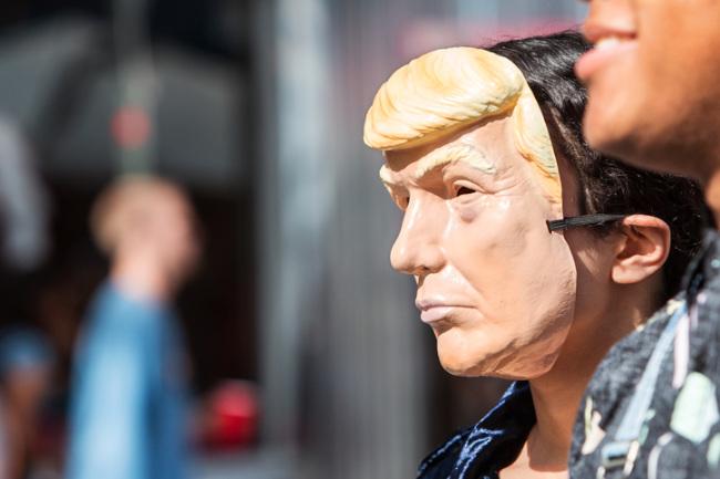 Trump's Speedos economy