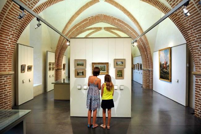 Musee Toulouse Lautrec Jeunesse