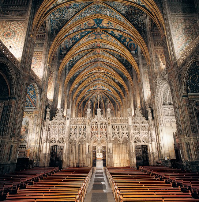 Cathedrale Saint-Cecile