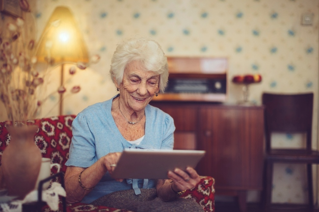 digital inclusion for older people