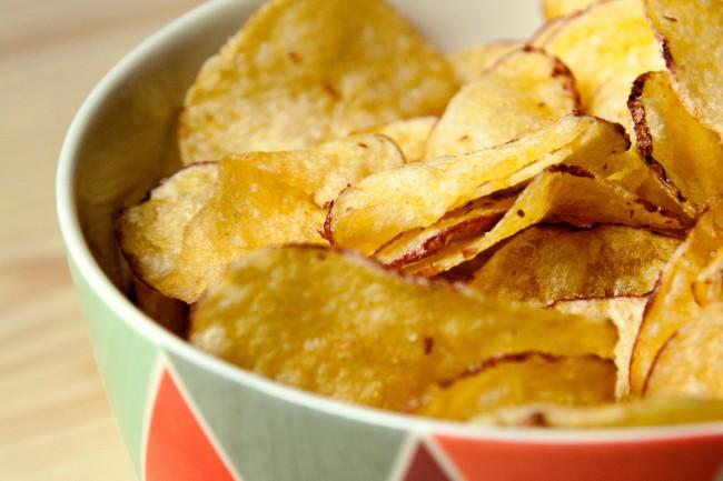 Potato crisps - Emiliano Vittoriosi